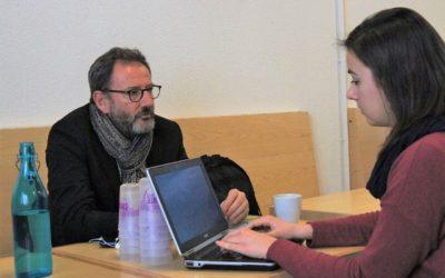 A la rencontre de nos membres – Entretien avec Christophe André de Sanofi