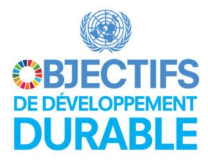107 le centsept objectifs développement durable