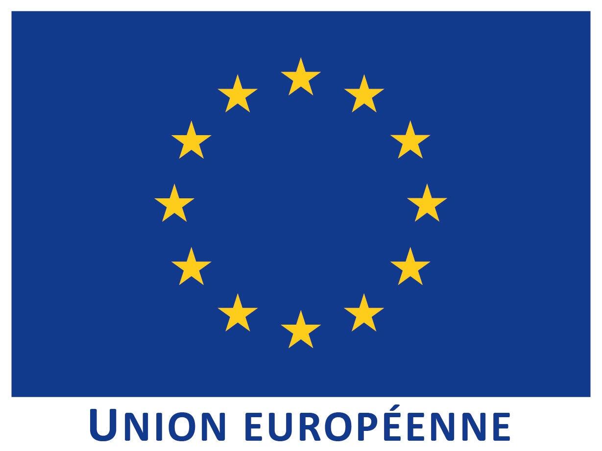 logo union européenne - 107