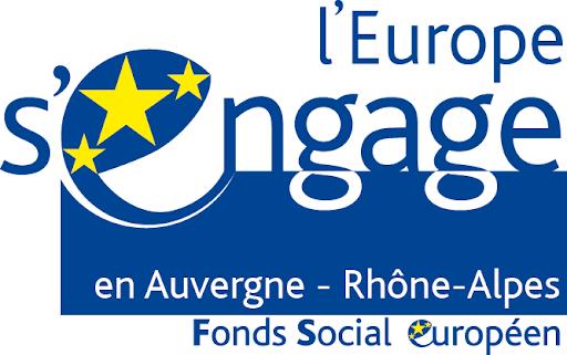 logo l'europe s'engagne en auvergne rhône alpes - 107